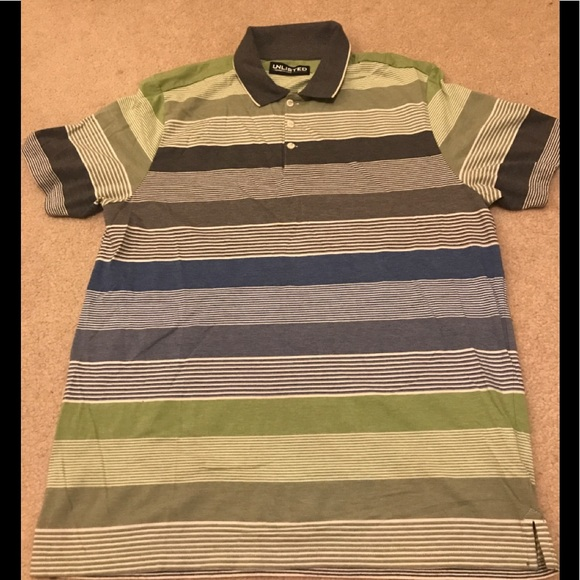 4/$20 Unlisted by Kenneth Cole polo